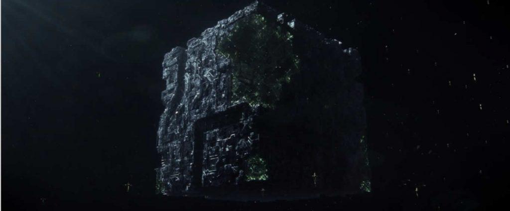 PIC-S01E01-Remembrance-Cubo Bog Ocupado Pelos Romulanos